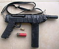 Flickr - Israel Defense Forces - Improvised Weapon Captured at Checkpoint Near Nablus.jpg