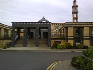 Islam in the Republic of Ireland - The Islamic Cultural Centre of Ireland.