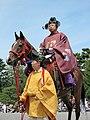 Flickr - yeowatzup - Aoi Matsuri, Imperial Palace, Kyoto, Japan (8).jpg
