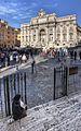 Fontana di Trevi - Rome, Italy - November 6, 2010 01.jpg