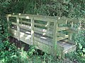 Footbridge near Hunton Road - geograph.org.uk - 1338941.jpg