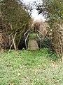Footbridge near Rawreth - geograph.org.uk - 120383.jpg