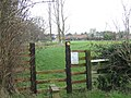 Footpath back to Kirton - geograph.org.uk - 334352.jpg