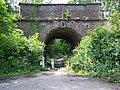 Footpath under the Railway - geograph.org.uk - 195608.jpg