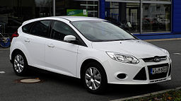 Ford Focus Trend (III) – Frontansicht, 17. September 2011, Ratingen