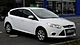 Ford Focus Trend (III) – Frontansicht, 17. September 2011, Ratingen.jpg