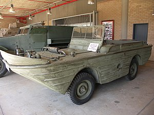 Ford GPA - A Ford GPA at the South African National Museum of Military History, 2008
