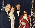 Formal Pix, Peggy, Ed, Olivia & Clintons (5229691927).jpg