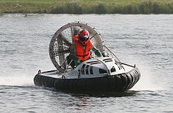 definition of hovercraft