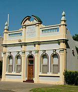 Former Wickham chambers