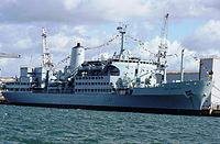 Fort Rosalie class replenishment ship.JPG