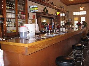 Fossati's Delicatessen - Image: Fossati Bar