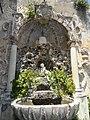 Fountain, Convento di Baida, Palermo, It (9451144118).jpg