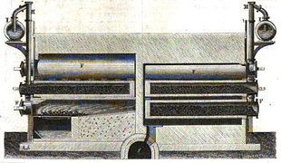 Histoire du gaz manufactur wikip dia - Coup de chaleur wikipedia ...