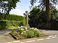 Four Lanes memorial - mid Devon - geograph.org.uk - 26105.jpg