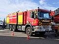 Fourgon mousse grande puissance, SDIS 67, base Scania P410 (2019).jpg