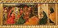 Fra diamante e filippo lippi, presentazione di gesù al tempio, adorazione dei magi e strage degli innocenti, 1472-72, da s. margherita a po, 03.jpg