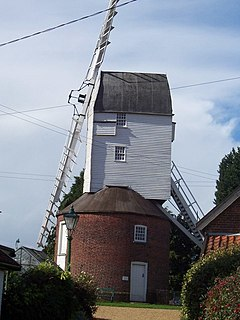 Websters Mill, Framsden