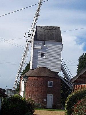 Framsden - The windmill