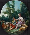 François Boucher - Are They Thinking about the Grape^ (Pensent-ils au raisin^) - 1973.304 - Art Institute of Chicago.jpg