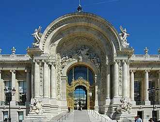 Style beaux arts wikip dia for Ouvrage architectural