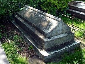Marcus Beresford (1818–1890) - Funerary monument, Brompton Cemetery, London