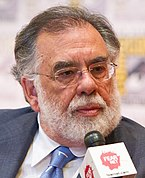 Francis Ford Coppola attending the San Diego Comic-Con in 2011.