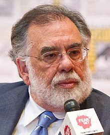A photo of Francis Ford Coppola.