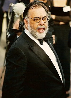 Francis Ford Coppola - Francis Ford Coppola at the 1996 Cannes Film Festival