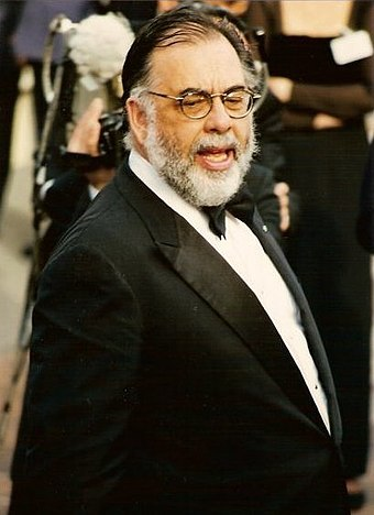 Francis Ford Coppola at the 1996 Cannes Film Festival Francis Ford Coppola Cannes.jpg