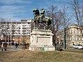 Francis II Rákóczi by by György Vastagh, Jr., 2011-02-12 Szeged, Hungary - panoramio (3).jpg