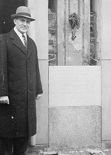 Francis Reichelderfer American meteorologist