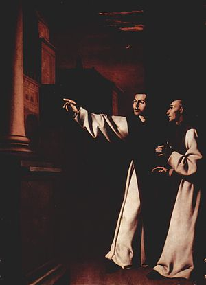 Catholic religious order - The Hieronymite monks.