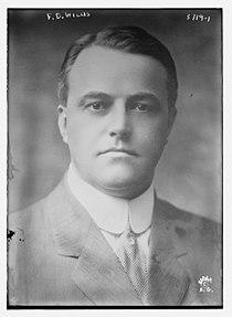 Frank Bartlett Willis (December 28, 1871 – March 30, 1928) circa 1915.jpg