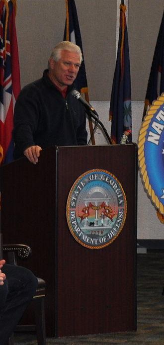 Frank Wren - Frank Wren in January 2013
