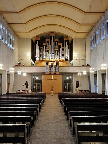 Datei:Frankfurt-Niederrad, Mutter vom Guten Rat, Orgel (9).jpg