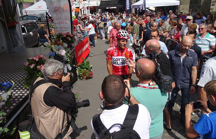 Frasnes-lez-Anvaing - Tour de Wallonie, étape 1, 26 juillet 2014, départ (B112).JPG