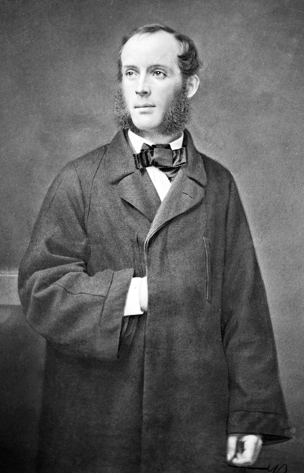 Frederic Edwin Church - Brady-Handy (cropped)