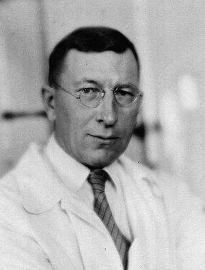 Schulich School of Medicine & Dentistry - Frederick Banting, primary discoverer of insulin