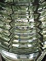 Fresnel lens system of Soderskar lighthouse.JPG