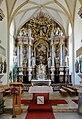 Friedberg (Steiermark) - Kirche, Hochaltar.JPG