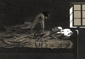 Sleep paralysis - Wikipedia
