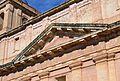 Frontó de l'església de la Concepció, Sot de Ferrer.JPG