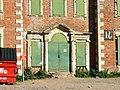 Front door, Imber Court, Imber, Salisbury Plain - geograph.org.uk - 535376.jpg