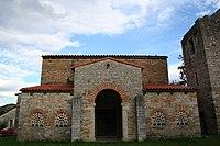 Frontal Santa María de Bendones.JPG