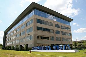 La Frontera (Round Rock, Texas) - Emerson Process Management purchased the two Fontera Vista buildings for their world headquarters in 2011.