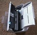 Fujitsu ScanSnap fi-5100C duplex scanner open.jpeg