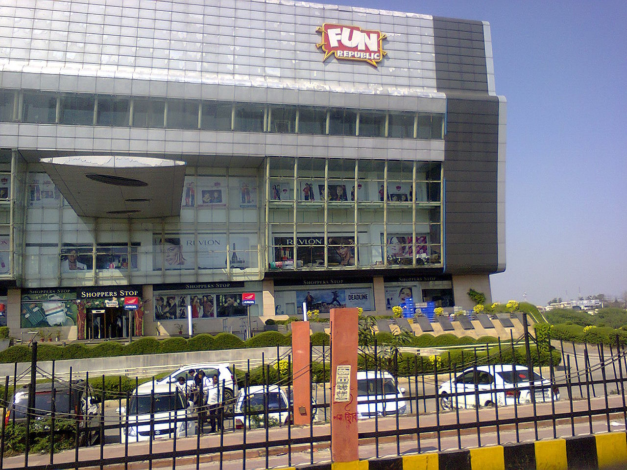 Fun Republic Mall Lucknow Food Court