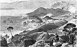 Funchal from above São Gonsalves, 1851.jpg