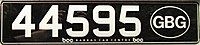 GBG 44595 Guernsey license plate.jpg